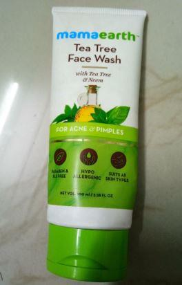 face wash review