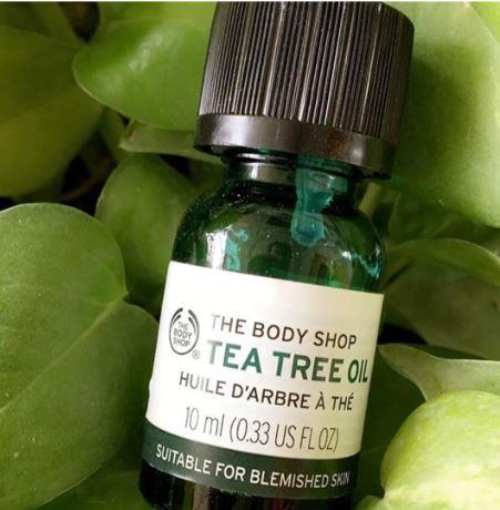 The Body Shop Tea Tree Oil Review