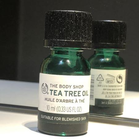 The Body Shop Tea Tree Oil ingredients