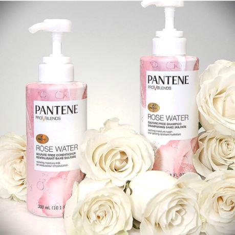 Pantene Pro-V Blends Rose Water Shampoo Review
