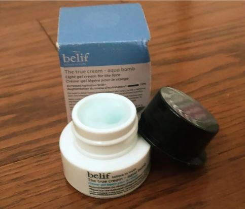 Belif True Cream Aqua Bomb