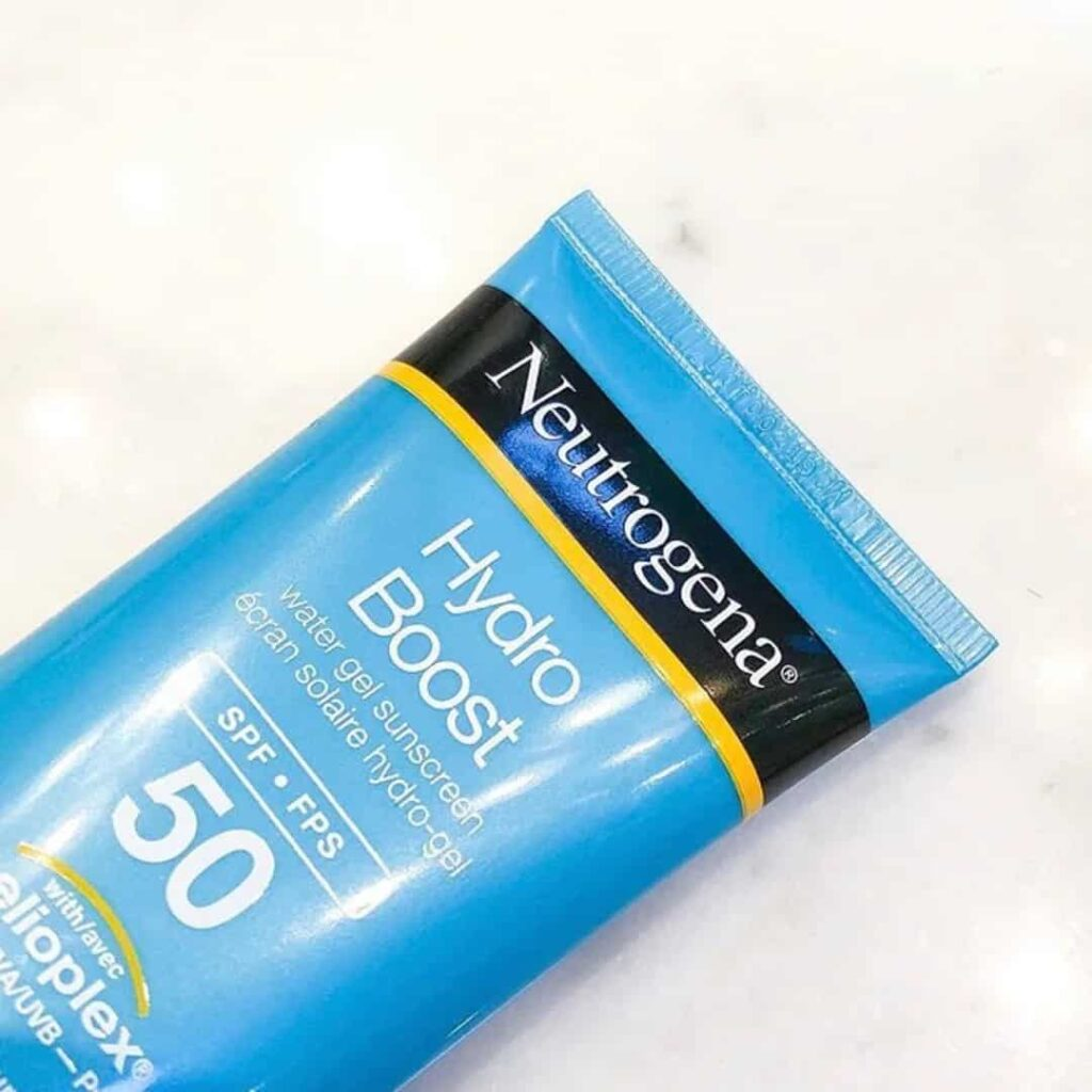 Neutrogena Hydro Boost Water Gel Sunscreen