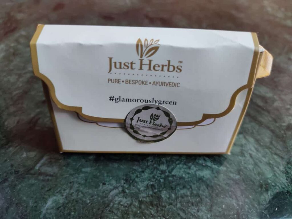 Just herbs lipsticks