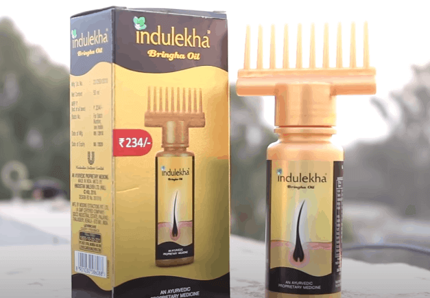 Indulekha hair oil Review